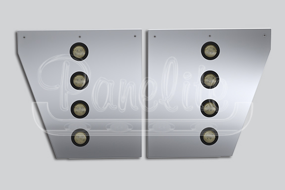 WIDE HOOD EXTENSION PANELS image