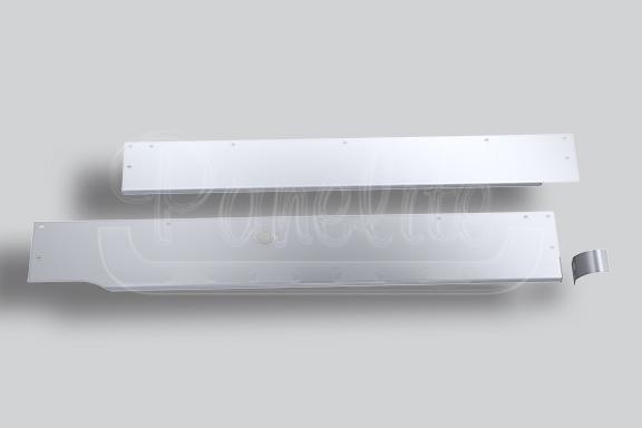 T800 SPLIT FENDER CAB PANELS FOR MX ENGINE MODELS image