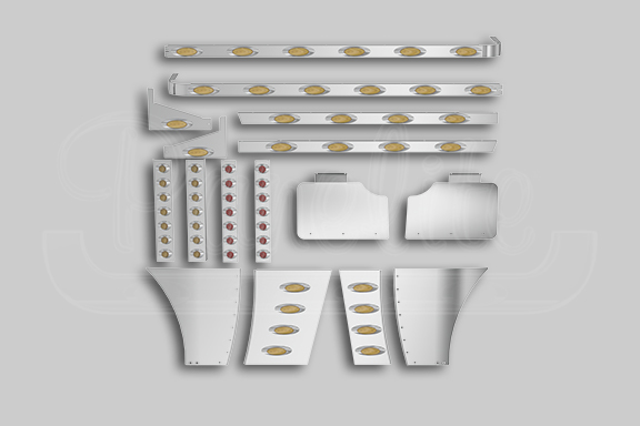 PANELITE PACKAGE FOR 70″ SLEEPERS image