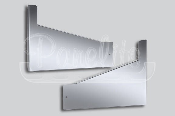 BLANK 4″ WIDE EXTENSION PANELS image