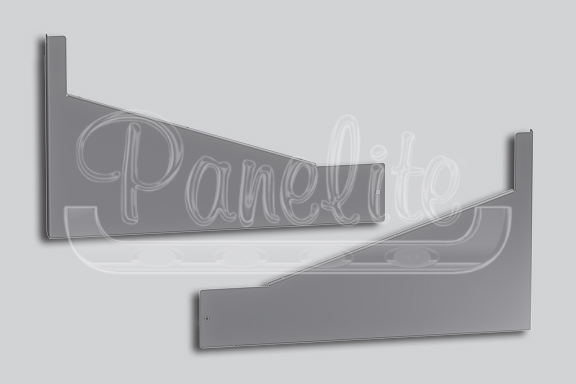 BLANK 4″ WIDE PAINTABLE EXTENSION PANELS image