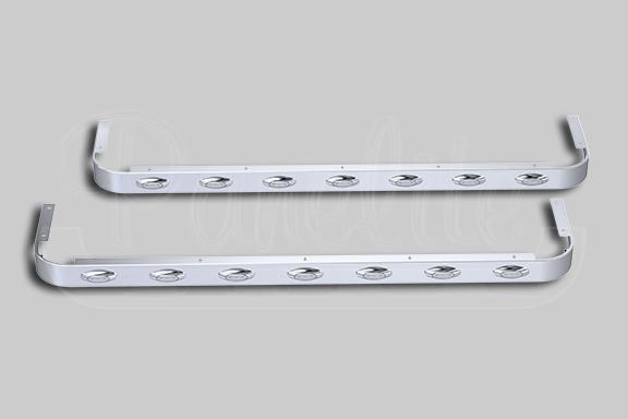 72″ SLEEPER PANELS – 2018+ 389 LONG HOOD image