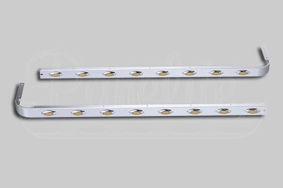 78″ SLEEPER PANELS – 2018+ 389 LONG HOOD image