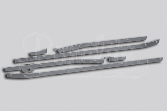 SKIRTING KIT – 72″ SLEEPER WITHOUT EXTENDERS – NEW CASCADIA image