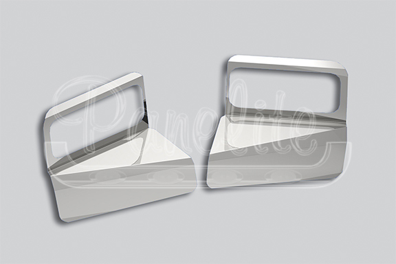 T800 STANDARD CAB HEADLITE SURROUND FENDER GUARDS image