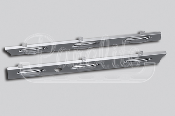 CAB PANELS -567 SET-FORWARD AXLE WITH CAB EXHAUST image
