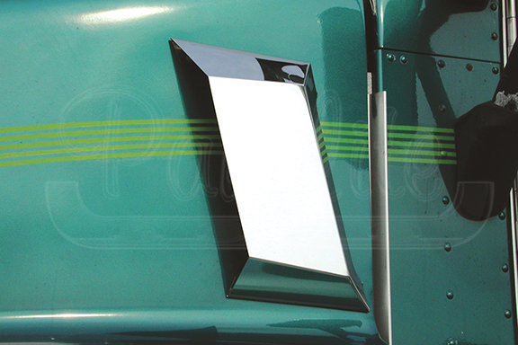 AIR INTAKE COVER – T600, T800 image