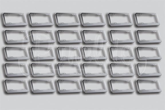 PLATE BEZEL – PLAIN (30 PACK) image