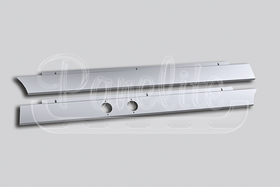 SET-FORWARD AXLE CAB PANELS FOR CAB EXHAUST image