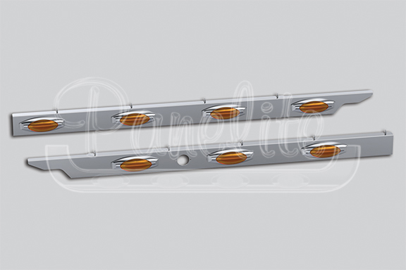 367 CAB PANELS – SET-BACK AXLE WITH DUAL EXHAUST – 2018+ image
