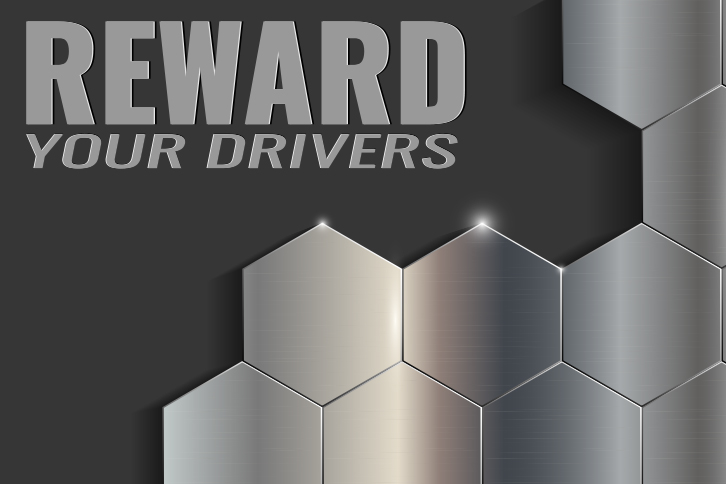 REWARD YOUR DRIVERS! Image