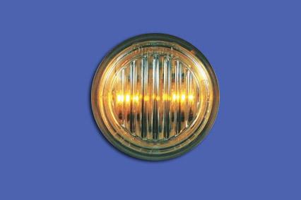 M3 AMBER CLEAR LED LITE image