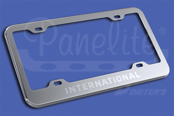 PLATE BEZEL – INTERNATIONAL image