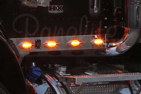 CAB PANELS – HX520 WITH DUAL EXHAUST image
