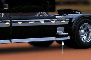 lower fairing panel (rear)