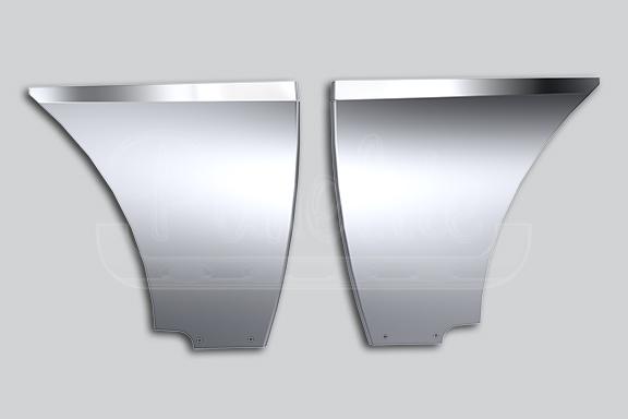 3D LOWER HOOD PANELS – PAINTABLE image