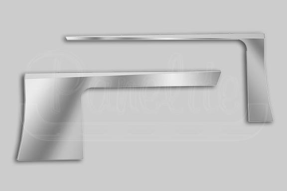3D SKIRTING – 2018+ 389 LONG HOOD image