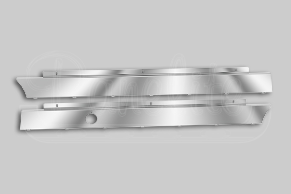 SET-FORWARD AXLE CAB PANELS WITH CAB EXHAUST image