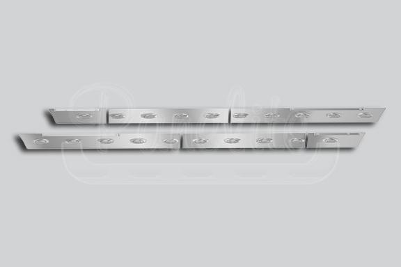 SIDE FAIRING PANELS – VN600 SERIES image