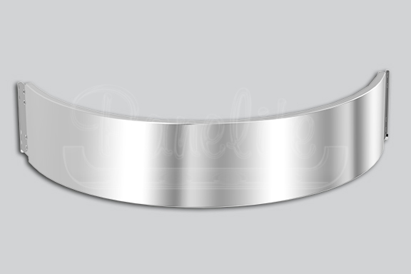 FUEL TANK STRAP COVER image