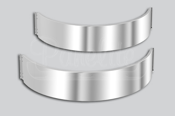 FUEL TANK STRAP COVERS image