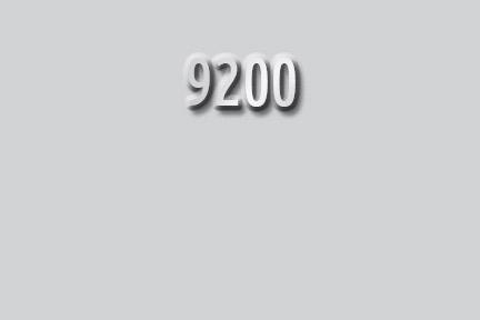 9200 Accessories