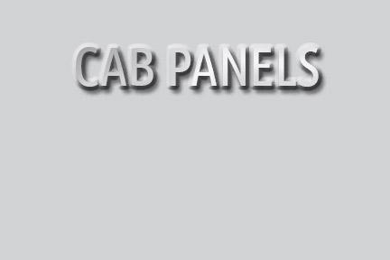 Cab Panels