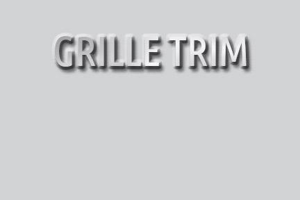 Grille Trim