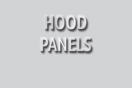 Hood Panels
