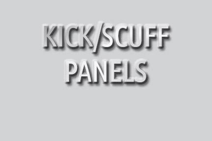 Scuff Panels