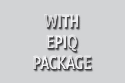 With EPIQ Package