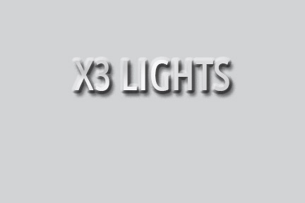 X3 LED Lites